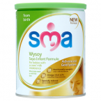SMA Wysoy Infant Formula From Birth 430g