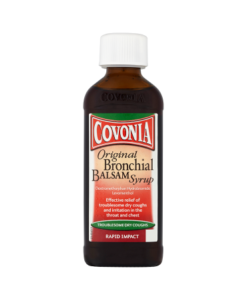 Covonia Original Bronchial Balsam Syrup Troublesome Dry Coughs 150ml