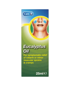 Care Eucalyptus Oil 25ml