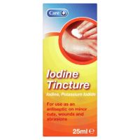 Care Iodine Tincture 25ml