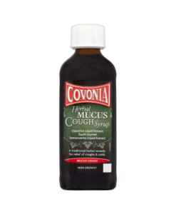 Covonia Herbal Mucus Cough Syrup Non Drowsy 150ml