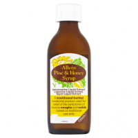 Allens Pine & Honey Syrup 150ml