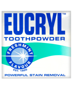 Eucryl Toothpowder Freshmint Flavour 50g