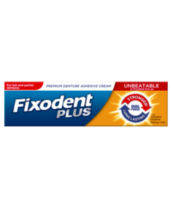 Fixodent Dual Power Denture Adhesive 40g