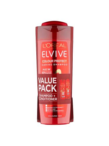 Elvive Colour Protect Shampoo & Conditioner
