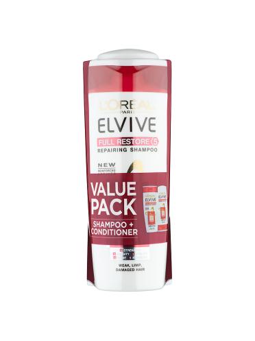 Elvive Full Restore 5 Shampoo & Conditioner