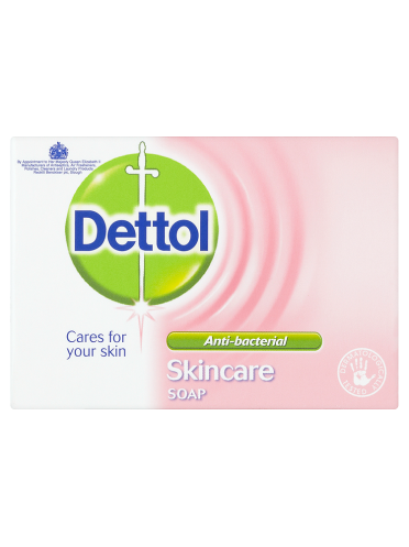 Dettol Anti-Bacterial Skincare Soap 100g