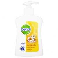 Dettol Nourish Hand Wash with Cotton Milk & Camomile 250ml