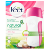 Veet Natural Inspirations EasyWax Electrical Roll On Kit All Skin Types with Shea Butter 50ml