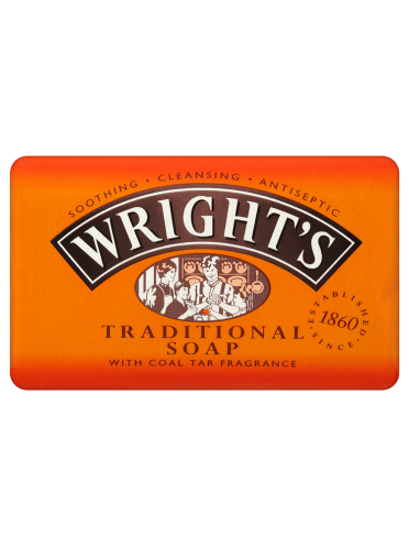 Wright's Traditional Soap 125g