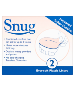 Snug Denture Cushions 2