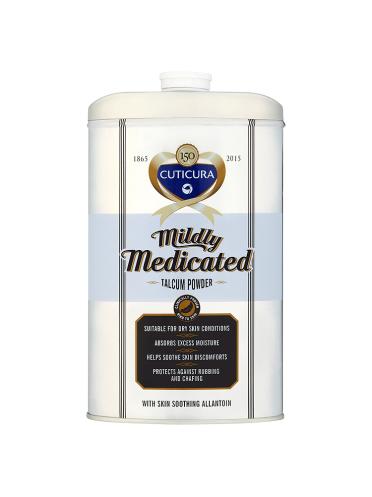Cuticura Mildly Medicated Talcum Powder 250g