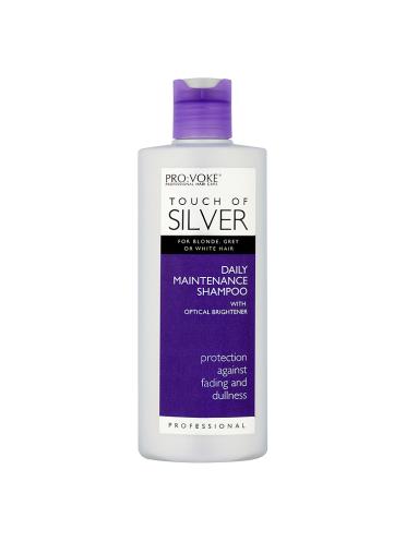PRO:VOKE Touch of Silver Daily Maintenance Shampoo 200ml