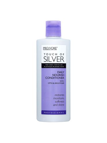 PRO:VOKE Touch of Silver Professional Colour Care Conditioner 200ml