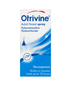 Otrivine Adult Nasal Spray 10ml