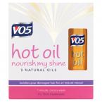 VO5 Nourish My Shine Hot Oil 4 x 15ml