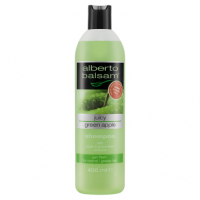 Alberto Balsam Juicy Green Apple Herbal Shampoo 400ml