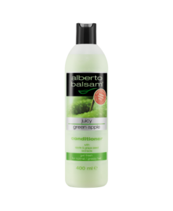 Alberto Balsam Juicy Green Apple Herbal Conditioner 400ml