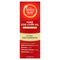 Seven Seas Pure Cod Liver Oil Extra High Strength 300ml