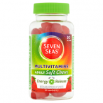 Seven Seas Multivitamins Adult Soft Chews Strawberry 30 Soft Chews