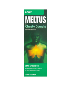 Meltus for Chesty Coughs and Catarrh Adult 100ml