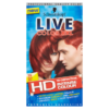 Schwarzkopf Live Color XXL HD Intense Colour Permanent Coloration 35 Real Red