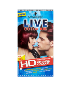 Schwarzkopf Live Color XXL HD Intense Colour Permanent Coloration 46 Cyber Purple