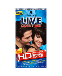 Schwarzkopf Live Color XXL HD Intense Colour Permanent Coloration 89 Bitter Sweet Chocolate