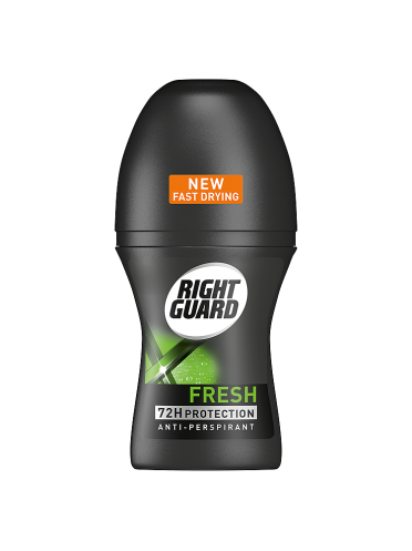 Right Guard Xtreme Fresh 72H Protection Maximum Strength Anti-Perspirant Roll-On 50ml
