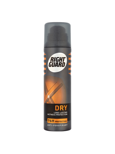 Right Guard Xtreme Dry 96H Protection Anti-Perspirant 150ml