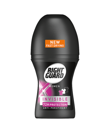Right Guard Women Xtreme Invisible 72H Deo-Protection 50ml