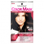 Schwarzkopf Color Mask 300 Black Brown Permanent Hair Dye
