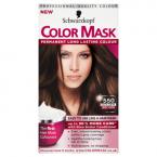 Schwarzkopf Color Mask 550 Golden Brown Permanent Hair Dye