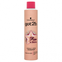 Schwarzkopf got2b Rise 'n Shine Volume + Shine Hairspray 300ml