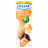 Lyclear Head Lice Repellent Leave-In Spray 100mL
