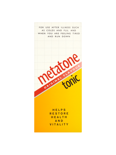 Metatone Tonic Original Flavour 300ml