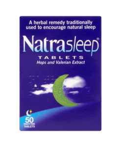 NatraSleep Tablets 50 Night-Time Tablets