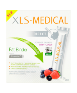 XLS-Medical Direct Fat Binder Berry Flavour Powder Sachets 30 Sachets x 2.6g