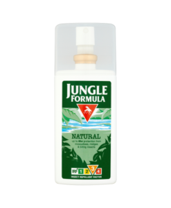 Jungle Formula Natural Insect Repellent 3 Pump Spray 90ml