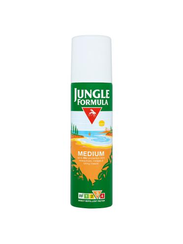 Jungle Formula Medium Insect Repellent Factor 3 150ml