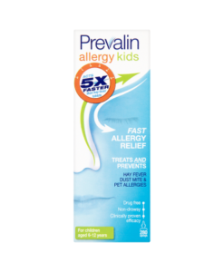 Prevalin Allergy Kids 280 Sprays 20ml