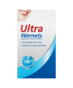 Ultra Wernets Denture Fixative Powder 40g