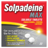 Solpadeine Max Soluble Tablets 32 Tablets
