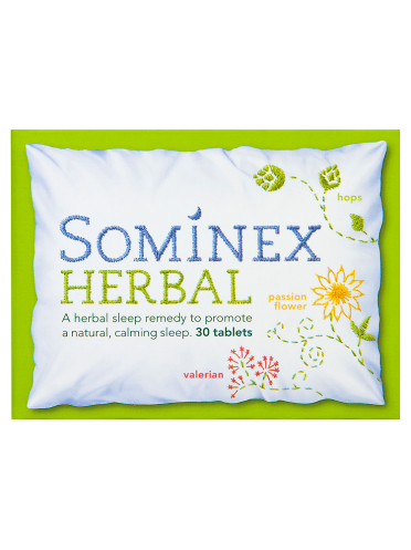 Sominex Herbal 30 Tablets