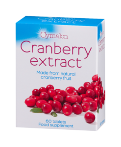 Cymalon Cranberry Extract Food Supplement 60 Tablets