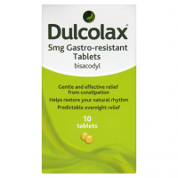 Dulcolax 5mg Gastro-Resisitant Tablets 10 Tablets