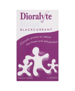 Dioralyte Relief Blackcurrant 6 Sachets