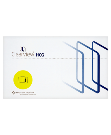 Clearview HCG 20 Pouched Devices
