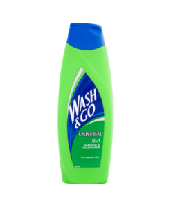 Wash & Go Universal 2in1 Shampoo & Conditioner 200ml