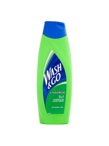 Wash & Go Universal 2in1 Shampoo & Conditioner 200ml